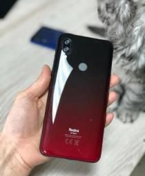 Xiaomi Redmi 7 64GB 3GB Ram - Versão Global - Preto - Garantia - Pelicula de Brinde