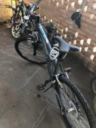 Bicicleta BTWIN Rockrider 340 MTB aro 26