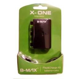Bateria Controle Xbox One 8800 mah com Cabo Carregador USB Novo Garantia Frete Grátis