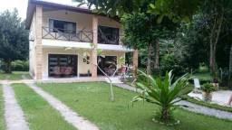 Casa condomínio em Aldeia-Km 18-4 suítes-Área de Lazer-Aceita Troca e Proposta- *91