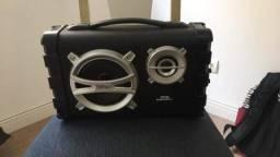 Caixa de som Philco PHT80 (a bateria)