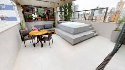 Linda cobertura de 149 m² - bairro funcionários