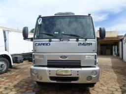 Ford cargo 2422 carroçeria - 2011