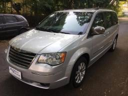 Chrysler Town Country Limited Blindado Cart 3A 64.000 mkm - 2008