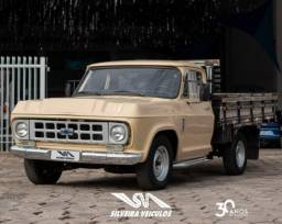 Chevrolet d10 1980 4.0 custom s cs 8v diesel 2p manual