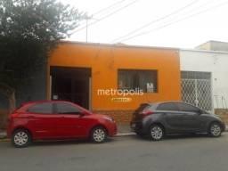Casa com 2 dormitórios para alugar, 96 m² por R$ 2.150,00/mês - Barcelona - São Caetano do