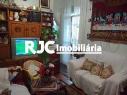Apartamento à venda com 1 dormitórios em São cristóvão, Rio de janeiro cod:MBAP10370
