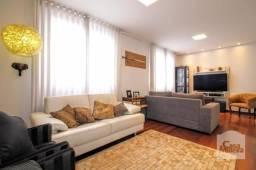 Apartamento à venda com 4 dormitórios em Santo antônio, Belo horizonte cod:266797