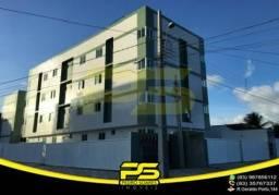Últimos Apartamentos, 02 quartos, suíte, 52,30m² por apenas R$ 139.000,00 e Ótima localiza