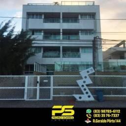 (OFERTA) Apt c/ 2 qts sendo 1 st, 65 m² por R$ 470.000 - Cabo Branco - João Pessoa/PB