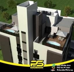 Apartamento com 2 dormitórios à venda, 55 m² por R$ 212.000,00 - Jardim Cidade Universitár