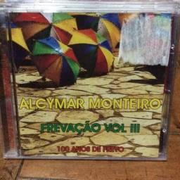 Alcymar Monteiro - 5 álbuns
