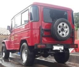 Toyota Bandeirante 1981 - 1981