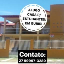 Casa para estudantes guriri