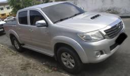Hilux SRV 2012 - 2012