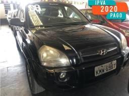 Hyundai Tucson 2.0 mpfi gl 16v 142cv 2wd gasolina 4p automático - 2008