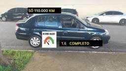 Reanult Clio Completo Financiamento com score baixo entrada pequena