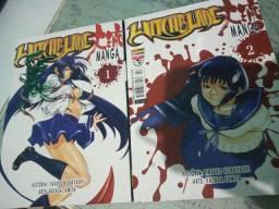 Witchblade volumes 1 e 2