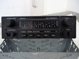 Radio Original de época Bosch San Francisco Impecável de Novo e Revisado