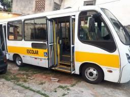 Micro ônibus thunder  Max  2012