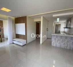 Apartamento com 3 dormitórios à venda, 96 m² por R$ 420.000,00 - Jardim Atlântico - Goiâni