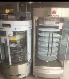 Máquina para assar carnes e frangos 60/30 frangos