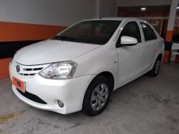 Toyota Etios 1.5 Sedan 2015 ( IpvaPago )