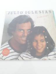 Disco de vinil Júlio Iglesias