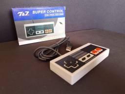 Controle Nintendo NES 8 Bits