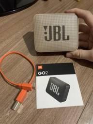 JBL Go 2, Original, Lacrada. Dourada Pronta Entrega, Temos toda Linha JBL