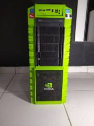 GABINETE GAMER FULL TOWER HAF X NVIDIA EDITION