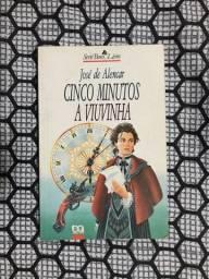 Cinco minutos e A viuvinha - José de Alencar