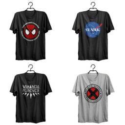 Combo Camisetas Marvel