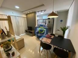 Apartamento no Akadia com 2 dormitórios à venda, 65 m² por R$ 450.000 - Bom Jardim - São J