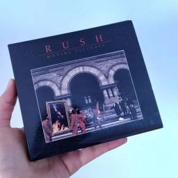 CD + DVD RUSH Moving Pictures Deluxe Edition