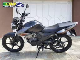 Yamaha YS 150 Fazer Sed 2020 Preta com 1.100 km