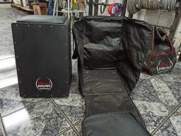 Kit bag case Canjon percussivos
