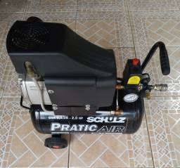 Compressor Schulz 25 litros Oportunidade