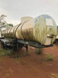 Carreta tanque inox