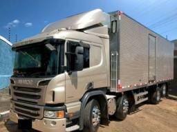 Caminhão p310 bitruck 2015