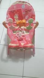 Repouseira infantil encanto rosa babystyle
