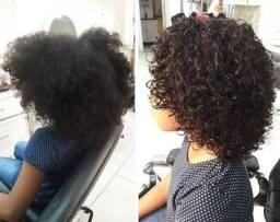 FAÇO Permanente Afro a Domicílio