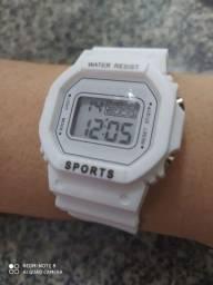 Relógio Esportivo à Prova d?Água Casual Matcha - Varias cores