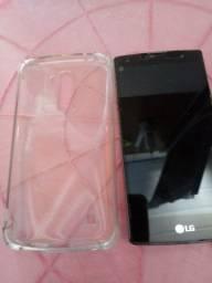 Vendo este celular lg prime plus por 70,00 reais