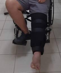 Brace rigido para joelho