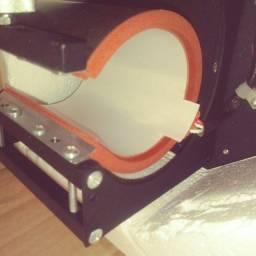 Maquina de sulimaçao de canecas personalizadas. Novinha na caixa