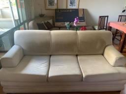 Jogo de sofá sala de estar