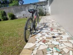 Bicicleta toda reformada