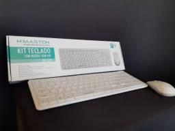 Kit com Teclado e Mouse