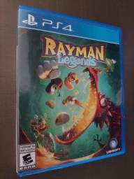 Jogo Rayman legends Ubisoft PS4